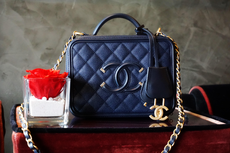 Purse Diaries Chanel Vanity Bag
